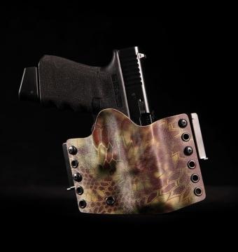 kydexové pouzdro na pistol