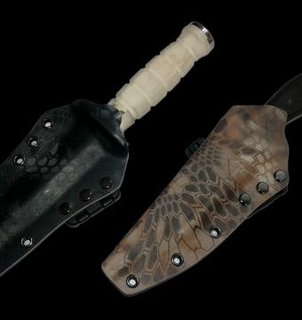 nůž-kydex-pouzdro
