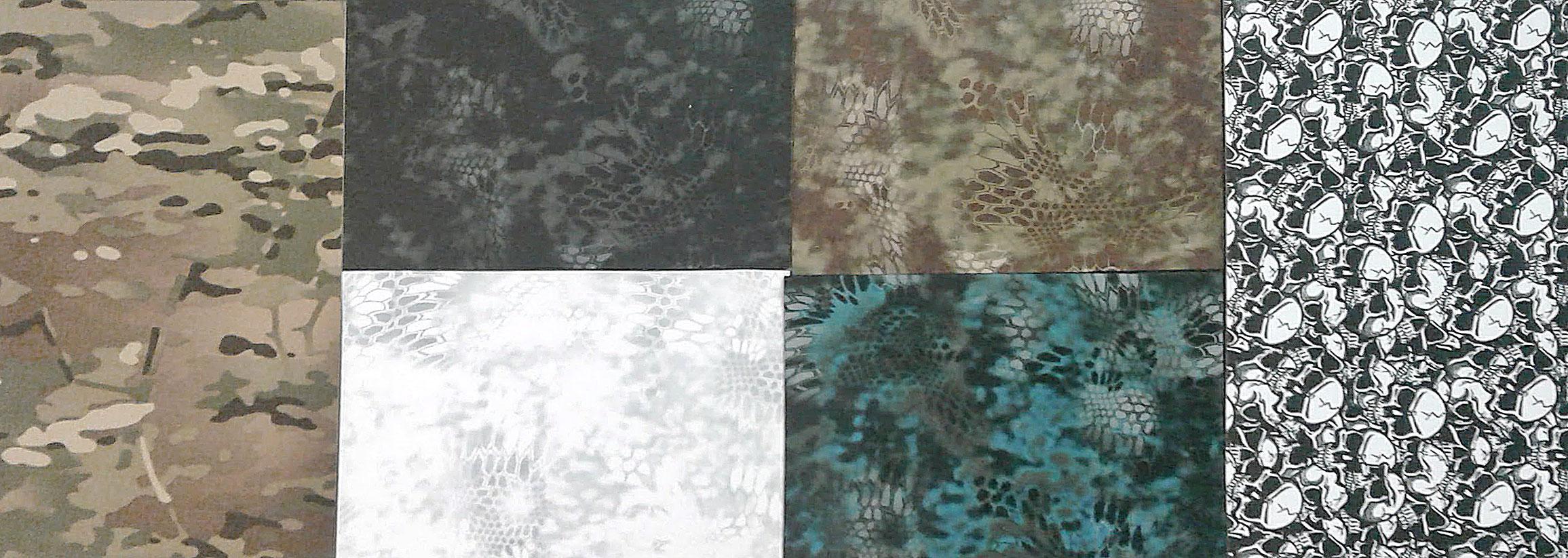 Nové materiály skladem